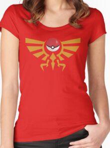 Zeldamon Women's Fitted Scoop T-Shirt