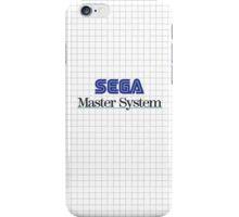 Sega Master System iPhone Case/Skin