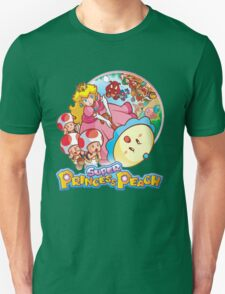 Super Princess Peach Unisex T-Shirt