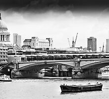 City of London by Stephen Knowles