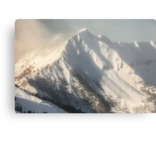 Ancient Snow Giant Metal Print