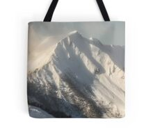 Ancient Snow Giant Tote Bag