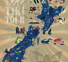 KIWI NZ TOUR by STUDIO 88 TARANAKI NZ