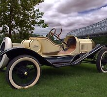 1915 Ford Model T Roadster by TeeMack