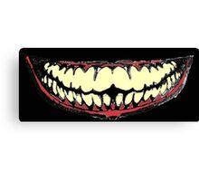 Joker Smiler Canvas Print