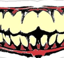 Joker Smiler Sticker