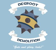 Degroot Demolition BLU by plazzy