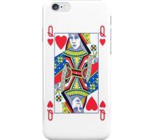 Smartphone Case - Queen of Hearts iPhone Case/Skin