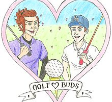 Narry - Golf Buds 4 Life by InMeBox