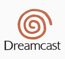 Dreamcast Logo Design Distressed by doodlemarks