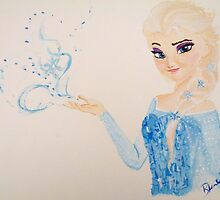 Ice Queen by Brittany Ketcham