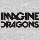 Imagine Dragons Logo Design  by doodlemarks