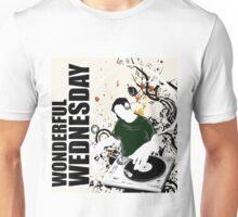 Wonderful Wednesday (#2 Sideways) Unisex T-Shirt