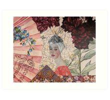 Chicoree Art Print