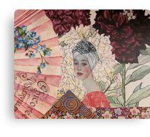 Chicoree Canvas Print