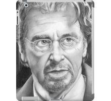 Al Pacino iPad Case/Skin
