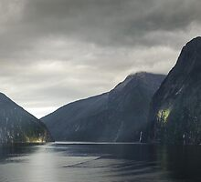 Fiordland national park, New Zealand by Daniel Botha