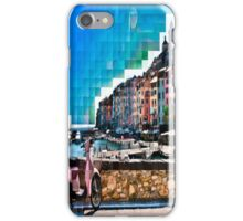 Italian Beach Front Property iPhone Case/Skin