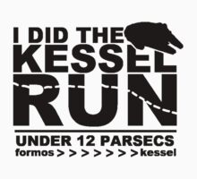 I Did The Kessel Run by R3dWing