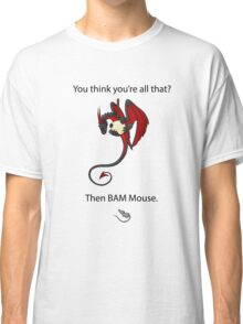 Bam Mouse. Classic T-Shirt