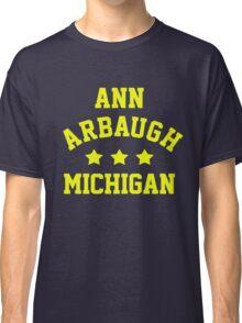 Ann Arbaugh, Michigan Classic T-Shirt