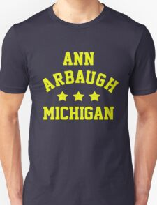 Ann Arbaugh, Michigan T-Shirt