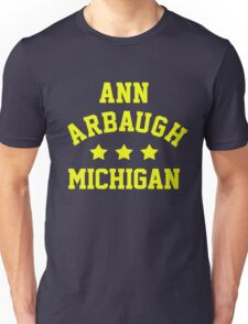 Ann Arbaugh, Michigan Unisex T-Shirt