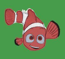 Nemo One Piece - Short Sleeve