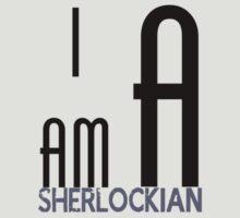 I am a sherlockian by poetickale