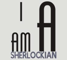 I am a sherlockian by poetickale