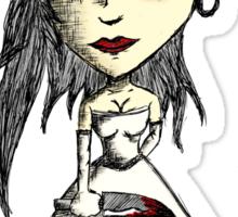 Killer Bride Sticker