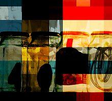 Row of Jars by Zern Liew