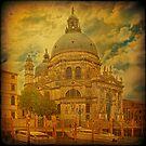 Venice... Before the rain near Santa Maria della Salute. by egold
