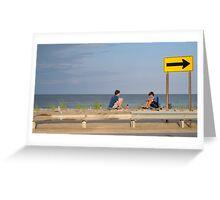 North Shores Greeting Card
