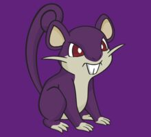 Rattata DW by Stephen Dwyer