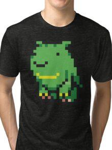 Baby Drago (Super Smash Bros. 4) Tri-blend T-Shirt