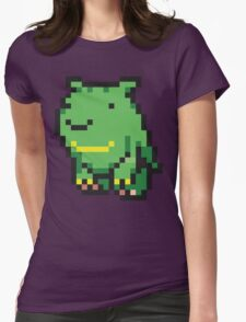Baby Drago (Super Smash Bros. 4) Womens Fitted T-Shirt