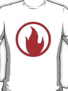 TF2 Pyro Shirt Team Spirit Red T-Shirt