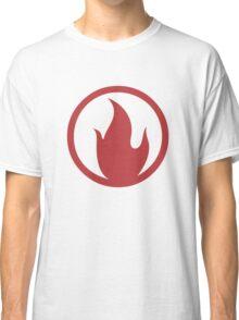 TF2 Pyro Shirt Team Spirit Red Classic T-Shirt