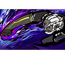 Black Palette Ganondorf   Warlock Punch Photographic Print