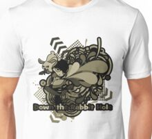 Down the Rabbit-Hole Unisex T-Shirt