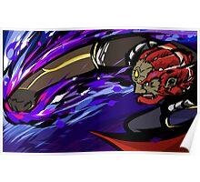 Ganondorf | Warlock Punch Poster