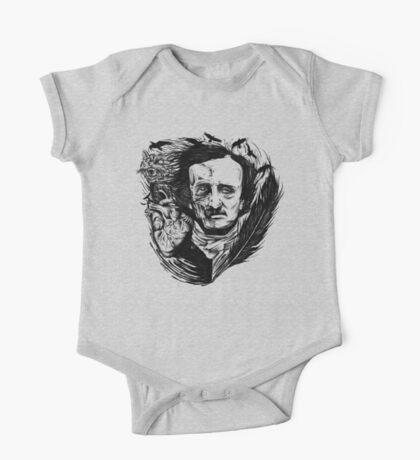 Edgar Allan Poe Stories One Piece - Short Sleeve