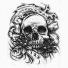 Skull Bio Wave by SmittyArt