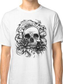 Skull Bio Wave Classic T-Shirt