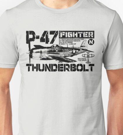 P-47 Thunderbolt Unisex T-Shirt