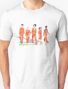 #4 misfits Unisex T-Shirt