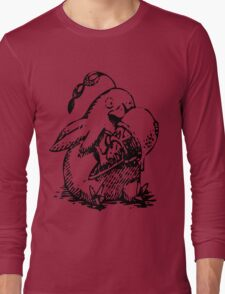 Ni No Kuni: Penguin Familiar Long Sleeve T-Shirt