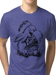 Ni No Kuni: Penguin Familiar Tri-blend T-Shirt
