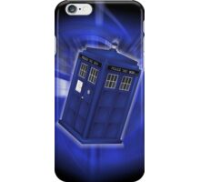 TARDIS Through Time iPhone Case/Skin